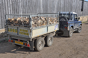 Buy Logs Online - Phil Holt & Son Timber Contractors